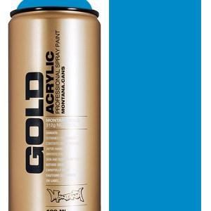 Sky Blue Montana Gold spuitbus 400 ml
