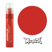 Montana Acrylic Marker Shock Red 15 mm