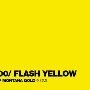 Montana Acrylic Marker Flash Yellow 2 mm