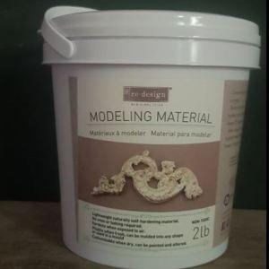 Medium Air Dry voor moulding 0.9 kg MaisonMansion
