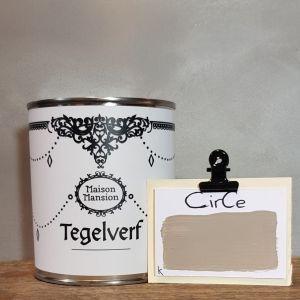 Tegelverf  Circe neutrale bruin 500 ml