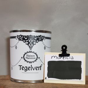 Tegelverf Morticia 500 ml Maisonmansion