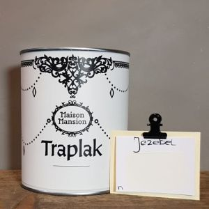 Traplak MaisonMansion Jezebel wit