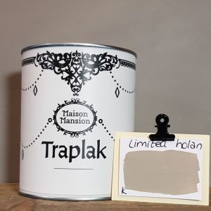 Traplak MaisonMansion Nolan Limited Edition zacht grijs