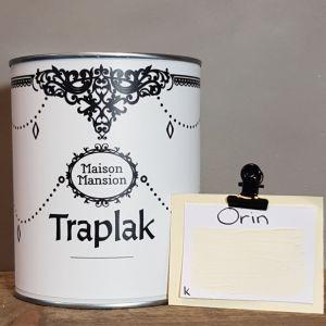 Traplak MaisonMansion Orin wit tint