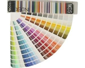 Je eigen kleur gemixed in Tegelverf van Maisonmansion