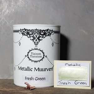 Maisonmansion metallic muurverf