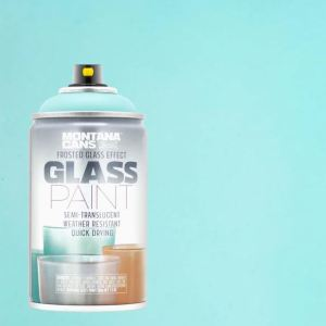 Frosted glass mint