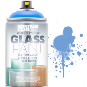 Montana GLASS Baby Blue 250ML