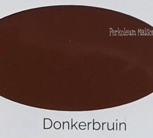 Perkoleum Donkerbruin Hoogglans dekkend 750 ml