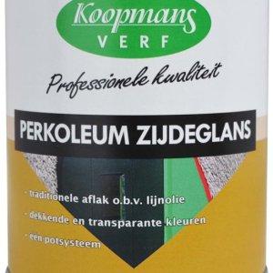 Perkoleum antiekblauw zijdeglans dekkend 750 ml