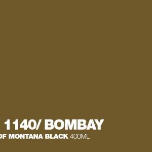 Bombay Montana Black spuitbus 400 ml