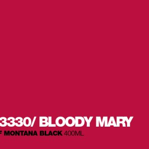 Bloody Mary Montana Black spuitbus 400 ml