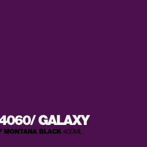 Galaxy Montana Black spuitbus 400 ml