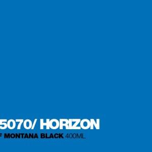 Horizon Montana Black spuitbus 400 ml