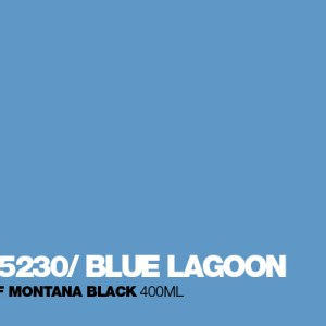 Blue Lagoon Montana Black spuitbus 400 ml