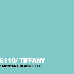 Tiffany Montana Black spuitbus 400 ml