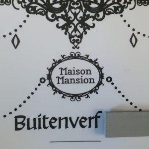 Buitenverf Izora Maisonmansion