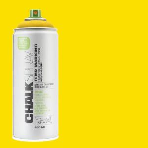 Chalkpaint geel