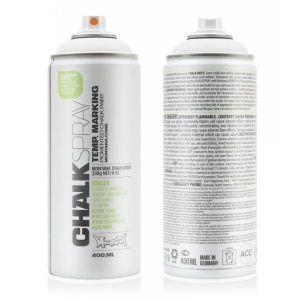 Montana Chalk spuitbus White 400 ml