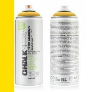 Montana Chalk spuitbus Yellow 400 ml