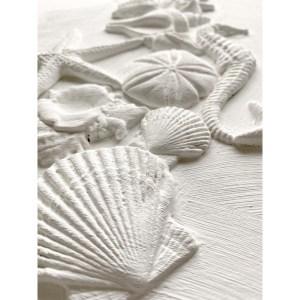Sea Shells IOD mould Herfst collectie 2020