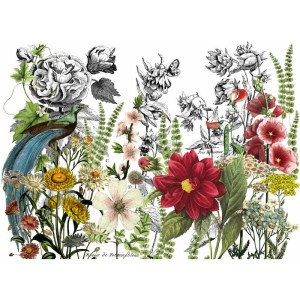 Midnight Garden transfer IOD