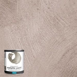 Metallic Paint Pewter Polyvine
