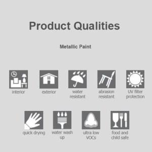 Metallic Parelmoer Shimmer Polyvine