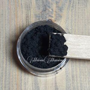Dust Zwart mat