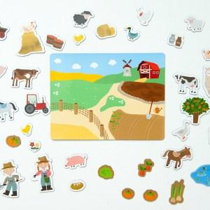 Mijn boerderij magneten