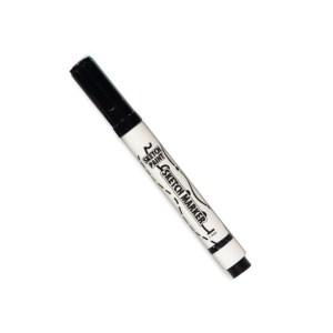 Losse marker Zwart