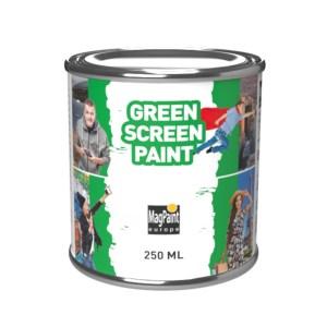 Greenscreen verf 250 ml Maisonmansion