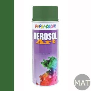 Spuitbus RAL 6001 Smaragdgroen Mat