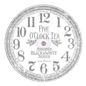 Clock 30.4 cm Transfer