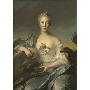 Madame Le Fevre decoupage