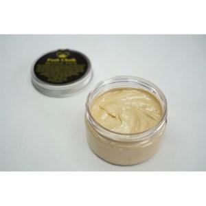 Light Gold Smooth Metallic Paste
