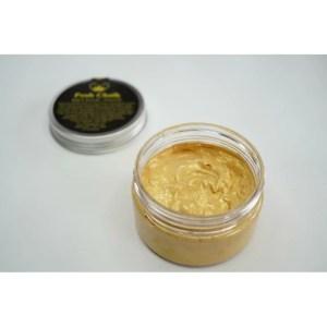 Pearl Gold Smooth Metallic Paste