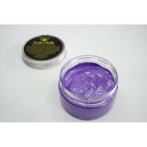 Violet Smooth Metallic Paste