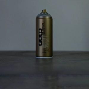 Montana Gold mat spuitbus