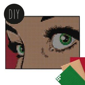 Look DIY poster 50 x 70 cm