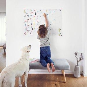 Kalender 2022 in liggend formaat 100 x 69 cm