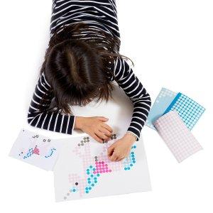 Kids set dot art DIY set