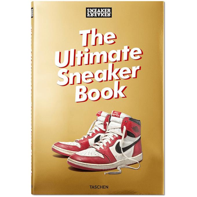 livre the ultimate sneaker book taschen