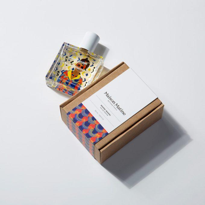 parfum warni warni maison matine