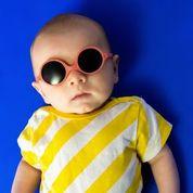 lunette pamplemousse 0 a 1 ans ki et la