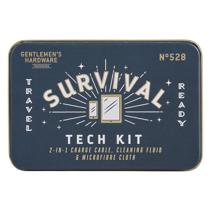 kit survie tech wild and wolf