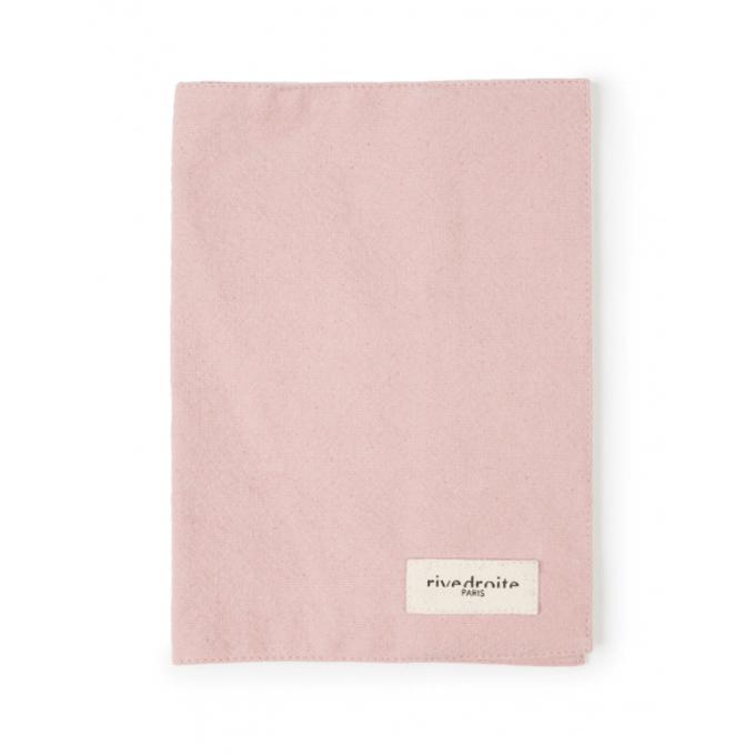 protège carnet de santé gabin rose mineral rive droite