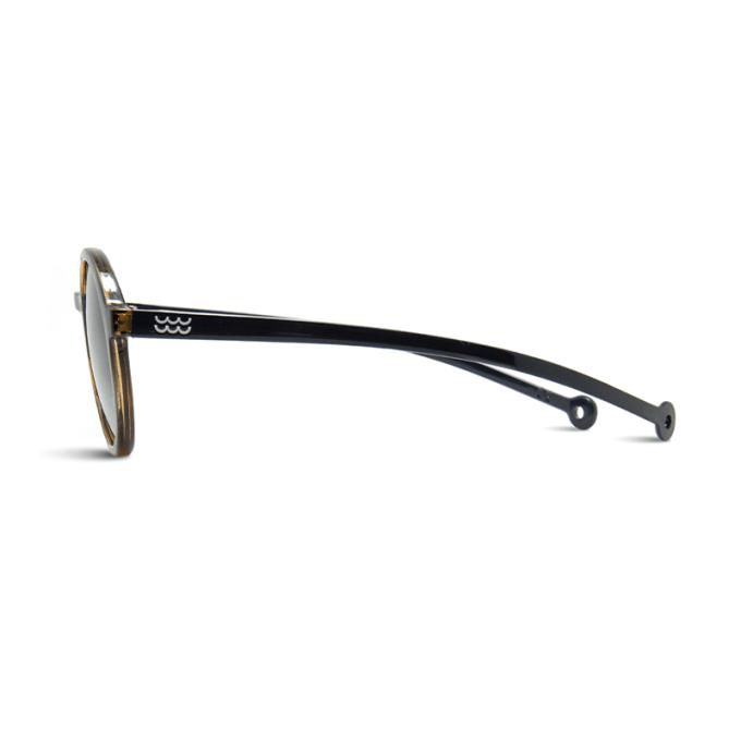 lunette de soleil coral hazelnut parafina