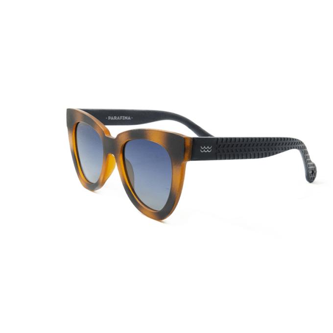 lunette de soleil puqui hazelnut parafina